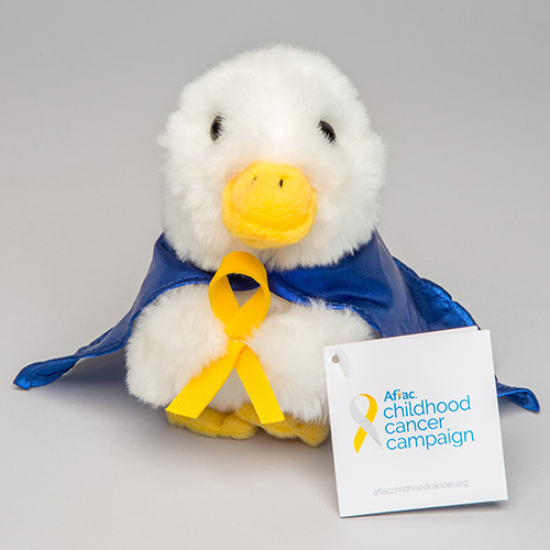 Aflac Childhood Cancer Duck, 6