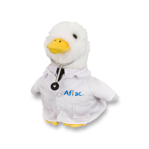 Aflac Dr. Duck.