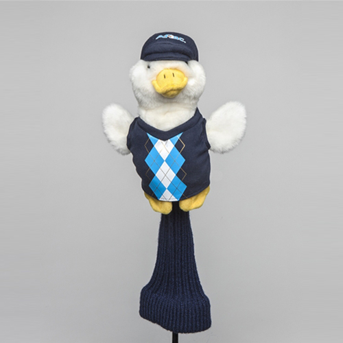 Aflac Golfhead Cover.