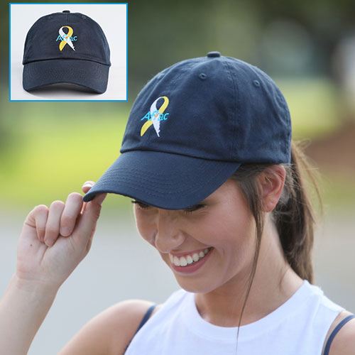 Navy Adult ACCC Hat.