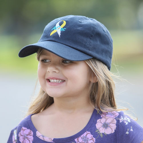 Youth Navy ACCC Hat.