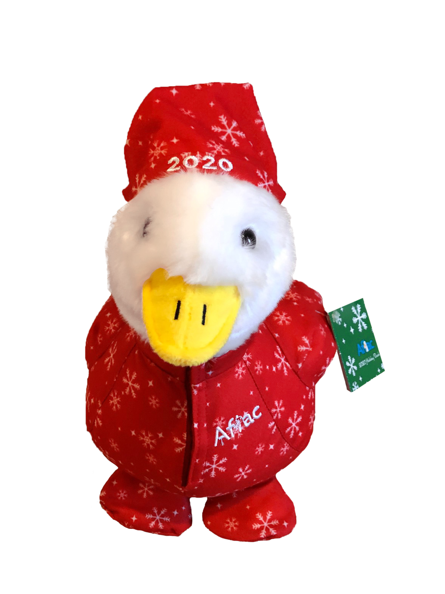 2020 Holiday Promotional Duck.