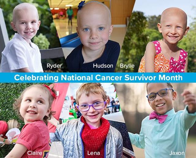 Celebrating National Cancer Survivor Month