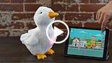 Connecting your duck to the app
